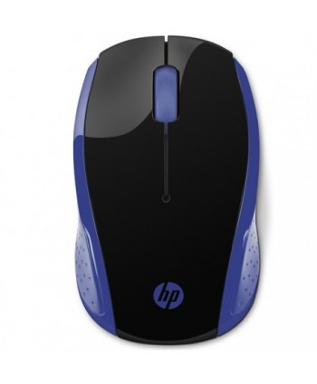 Mouse hp 200 wireless azul