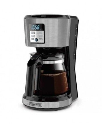 Cafetera programable 12...
