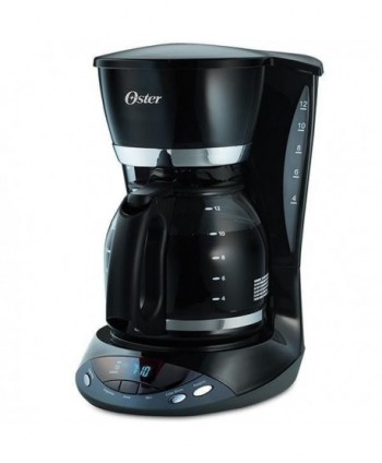Cafetera oster programable bvs
